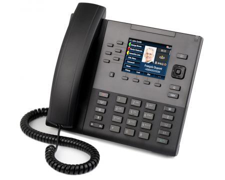 Aastra 6867i 9-Line Gigabit SIP Color Display Phone