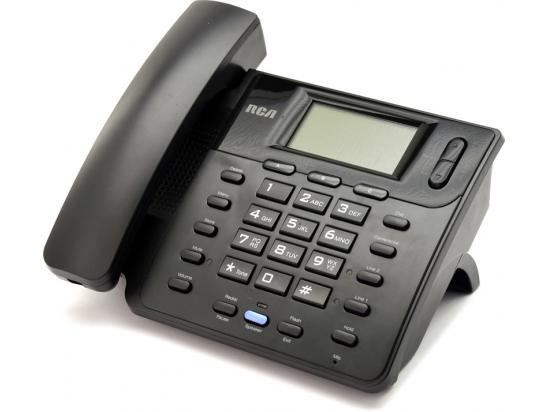 RCA 25201RE1 2-Line Speakerphone - Grade B
