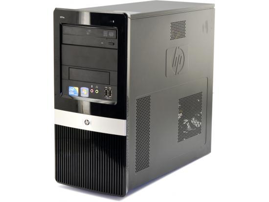 HP Pro 3130 Mini-Tower Computer i5-650 - Windows 10 - Grade B