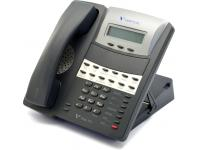 Vertical Edge 100 VW-E100-12 12-Button Black Digital Display Speakerphone - Grade A