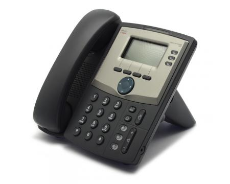 Cisco SPA303 Charcoal IP Display Speakerphone - Grade A