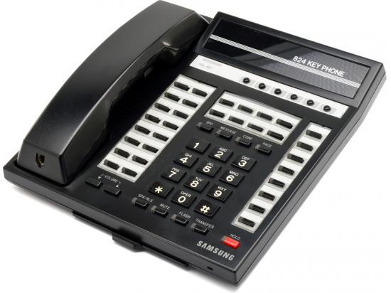 Samsung Prostar 824 24-Button Black Phone - Grade A