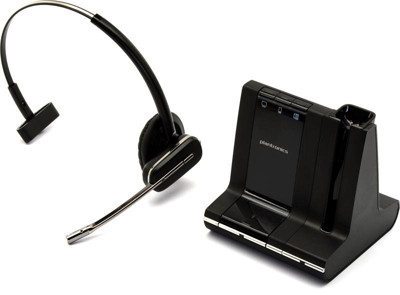 323913a3861 Plantronics SAVI W740 Multi Device Wireless Headset System