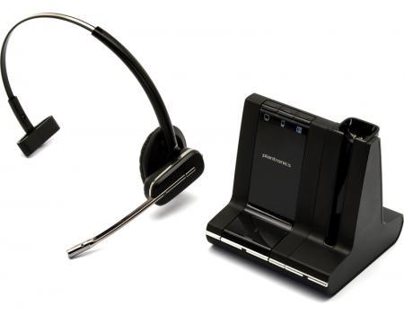 Plantronics WO2 SAVI W740 Convertible Wireless DECT Headset System