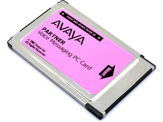 Avaya Partner Small Voice Messaging PC Card Voicemail R2.0