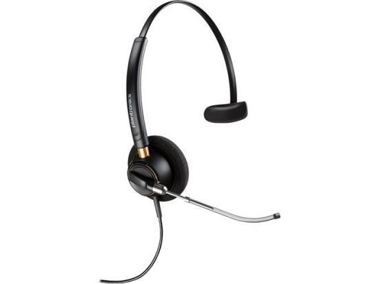 Plantronics EncorePro HW510V OTH Monaural VoiceTube Headset