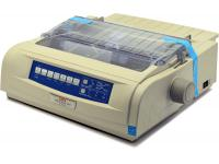 Okidata Microline 490 Parallel USB 24-Pin Dot Matrix Impact Printer (62418901)
