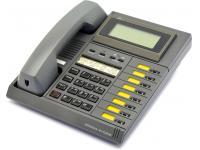 Iwatsu Omega-Phone ADIX IX-8KTD Gray Display Speakerphone