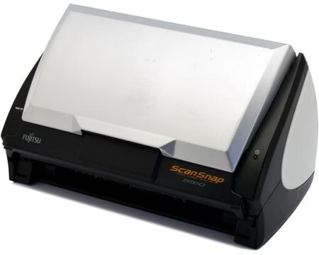 Fujitsu ScanSnap S510 Sheet-Fed Duplex Scanner (PA03360-B515)