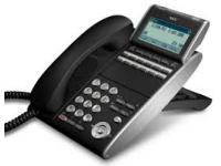 NEC ITL-12DG-3 12-Button Gigabit IP Display Speakerphone - Grade B