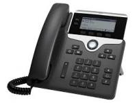 Cisco CP-7821 Charcoal Gigabit IP Display Speakerphone - Grade B