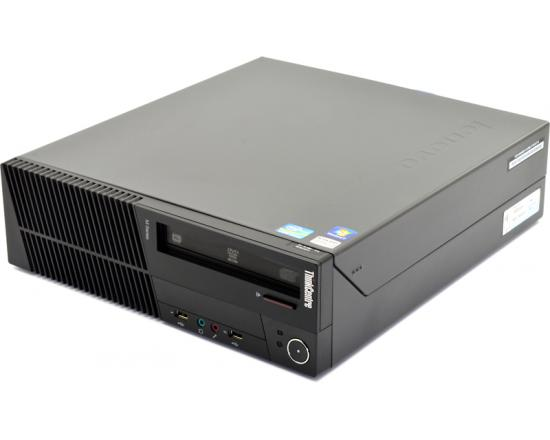 Lenovo ThinkCentre M91p SFF Computer i7-2600 3.4GHz 4GB DDR3 250GB HDD - Grade A