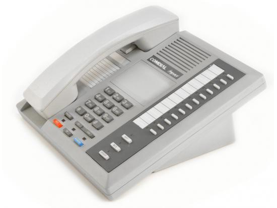 Comdial Impact 8112S-PT Grey Digital Speakerphone  - Grade B
