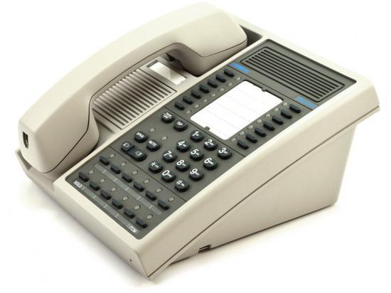 Comdial 7714X 14-Button Pearl Grey Non-Display Phone - Grade A