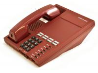 Vodavi Starplus Digital SP1411-60 Burgundy Analog Phone - Grade A
