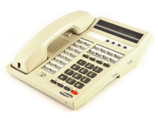 Samsung Prostar 816 White/Almond Non-Display Speakerphone