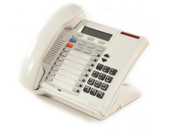 Mitel Superset 4025 White LCD Display Speakerphone (Non-Backlit) (9132-025-100-NA)