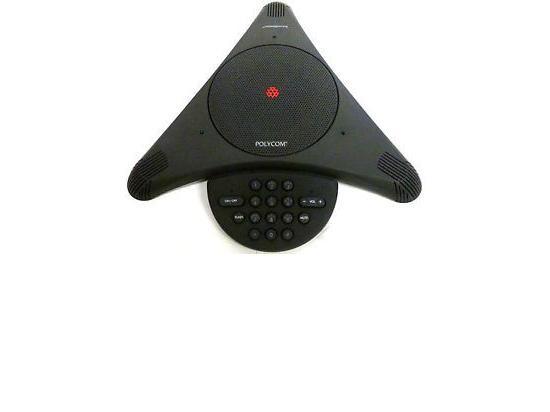 Polycom SoundStation Basic Conference Phone (2201-00106-001-H9)