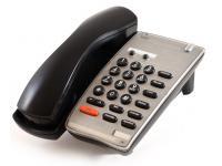 NEC Dterm Series I DTR-2DT-1 Black 2-Line Phone (780030)