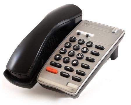 nec dterm series i dtr 2dt 1 black 2 line phone 780030 rh pcliquidations com NEC SV 8100 Manual NEC Dterm Series E Manual