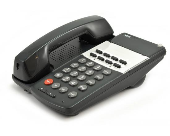 NEC Electra Professional ETW-8-2 Black Basic Speakerphone (730205)