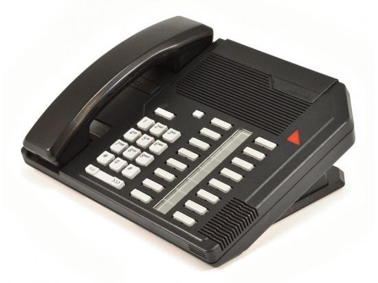 Nortel Meridian M2616 Aries II Basic Non-Display Black Phone (NT2K16, NT9K16)
