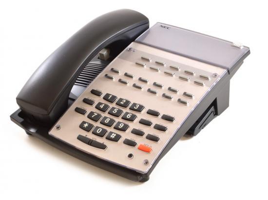 NEC Aspire 22 Button Black Standard Phone (0890041)