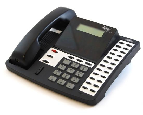 Inter-Tel Eclipse 2 560.4201 Black Associate Display Speakerphone