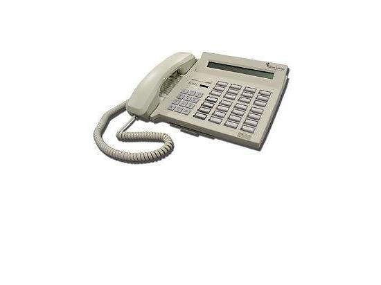 "Tadiran Coral DKT-2320 Black Digital Key Display Telephone ASH VER 6 ""Grade B"""