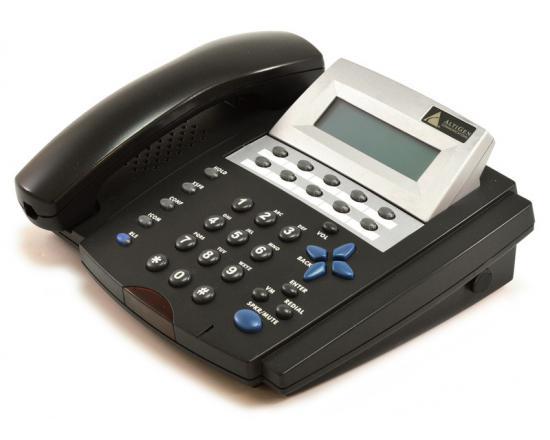 Altigen IP600H Charcoal  IP Display Speakerphone - Grade A