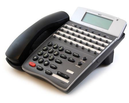 NEC Electra Elite IPK DTH-32D-1 Black Display Speakerphone (780079)