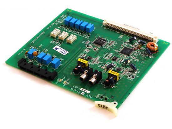 NEC Electra Elite 48/192/IPK ECR-U10 ETU Board / Card External Control Relay Unit (750300)