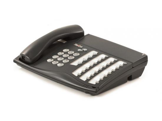 "Tadiran Coral Flexset 280 Charcoal Non-Display Phone ""Grade B"""