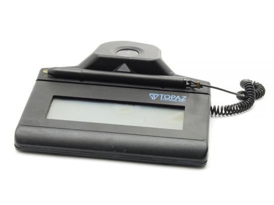 Topaz TF-LBK464-HSB-R USB Signature Pad