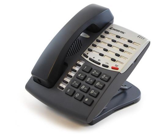 Inter-Tel Axxess 550.8500 Charcoal Basic Phone
