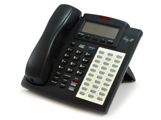 ESI H RMT IPFP 48-Button Charcoal IP Display Speakerphone - Grade A