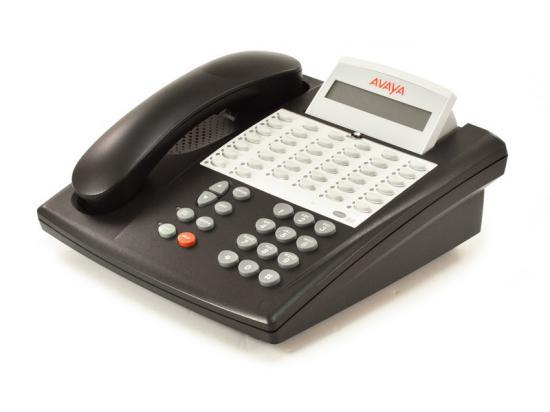 Avaya  Euro Partner 34D Series II 32-Button Black Display Speakerphone
