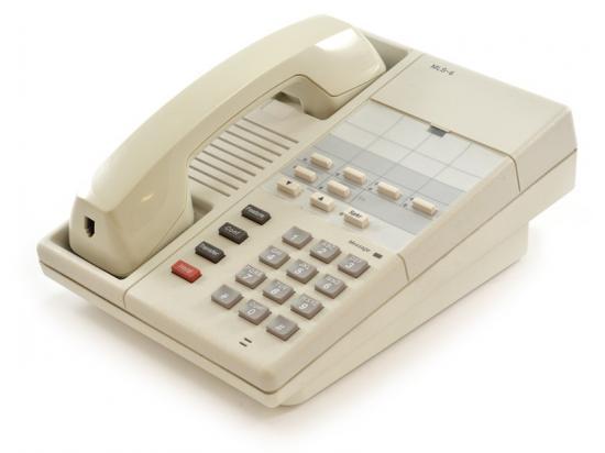 """Avaya MLS-6 White Telephone """"Grade B"""""""