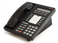 Avaya Definity 8410D 12-Button Black Digital Display Speakerphone - Grade B