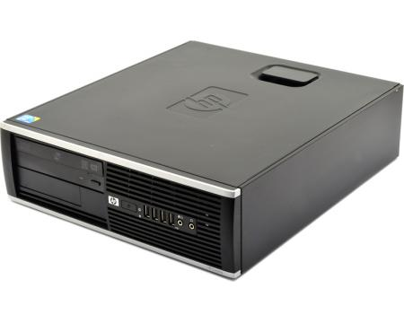 HP 8000 Elite SFF Computer Intel Core 2 Duo (E8400) 3.0GHz 4GB DDR3 250GB HDD