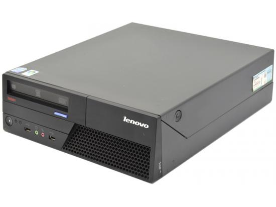 Lenovo ThinkCentre M58p 7630-A36 SFF Computer Core 2 Duo (E8400) 3.0GHz 4GB DDR3 250GB HDD