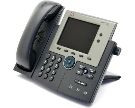 Cisco CP-7945G Charcoal IP Display Speakerphone - Grade C