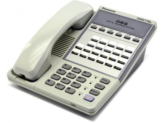 Panasonic DBS VB-43220 Grey 22 Button Standard Phone