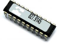 Inter-tel Axxess 827.9145 EVMC 64 Mailbox PAL Chip