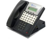 Vertical  Edge 100 EP100G-24 24-Button Black Digital Display Speakerphone - Grade A