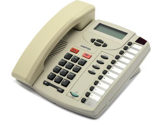 Nortel Aastra 9116 Platinum Single Line Caller ID Phone
