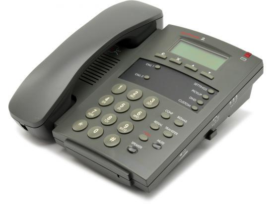 Bizfon Biztouch BT2 Grey Analog Display Speakerphone - Grade A