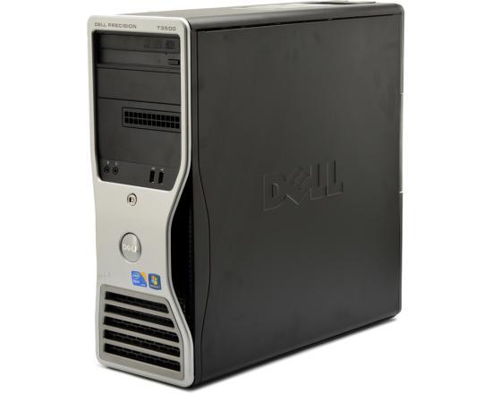 Dell Precision T3500 Tower Xeon-X5650 2.67GHz 2GB Memory 250GB HDD