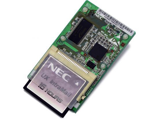 NEC UX5000 Intramail 4-Port/16-Hour Voicemail (0910516)