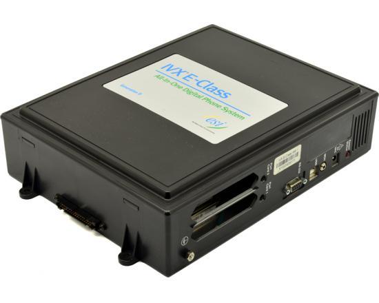 ESI IVX E-Class 72e Phone System (Base Cabinet I) Gen II 140 HR MM HDD w/o NSP